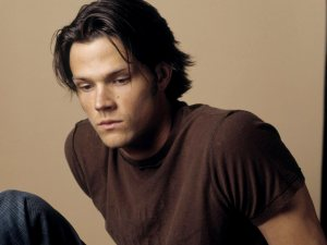 Jared Padalecki - one of Lucy's muses